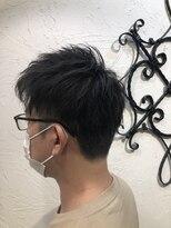 ローグヘアー 綾瀬店(Rogue HAIR)2ブロックmen'sスタイル《Rogue 柴崎》