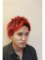 ディスパッチヘアー 甲子園店(DISPATCH HAIR)RED×ツイストパーマ