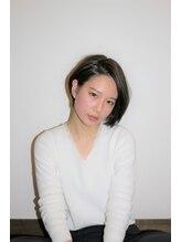 ルスト バイ サロン ド グラース(Lust by Salon de GRACE)Hair Lust 「大人ショートstyle」