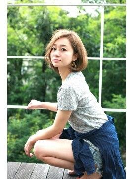 ペネロープ Penelope【新宿PENELOPE】大人かわいいナチュラルボブミディ!