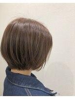 テーターテート 笹川店(tete-a-tete)ショートボブ