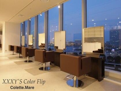 サイズカラーフリップ コレットマーレ店(XXXY'S COLO FLIP)の写真