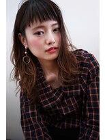 エトル(etole)etole style 012 semilong