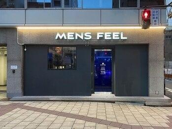 メンズフィール 南森町(MENS FEEL)の写真/【メンズに特化したメンズの為のサロン】1人ひとりのライフスタイルに合ったお洒落なヘアスタイルを提案☆