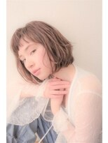 ミンクス ギンザ(MINX ginza)【MINX銀座店】鈴木貴徳 ナチュラルで柔らか大人のラフスタイル