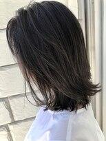 リコ ヘアアンドリラクゼーション(LICO HAIR&RELAXATION)【LICO】暗髪カラーで人とは違う透明感を