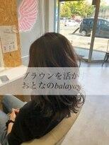 ダブルケーツー 倉敷店(wk-two)☆brownbase balayage☆