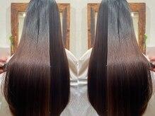 【こだわりの髪質改善】リピーター続出の髪質改善酸熱トリートメントと髪質改善縮毛矯正で癖毛の悩み解消♪