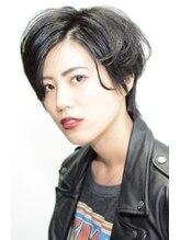 カルマ ヘアー(calma hair)人気の黒髮ショートヘア