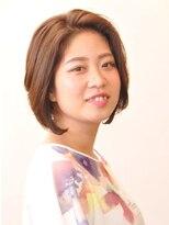 ヘアーサロン ユユ(HAIR SALON YuYu)うるツヤボブ