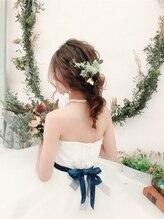 ヘアメイクアンドセットサロン リッコ(Hair make&set salon Ricco)Ricco wedding photo style