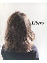 リベロ(Libero)透明感