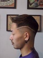 ヘアーサロン ファイン(Hair Salon FINE)crop×skinfade