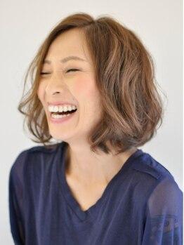 ヘアーデザイン スローライフ(Hair design SLOWLIFE)の写真/「安いだけは嫌だ!!」そんな貴女へおススメのサロン♪本当の髪を見つけて、いつまでも美しい髪へ…★