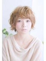 美髪デジタルパーマ/バレイヤージュノーブル/クラシカルロブ/583