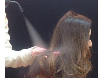 ヘアーズ フェミニン 中山店(Hair's Feminine)の写真/【縮毛矯正・デジタルパーマに自信あり】ダメージヘアでお悩みの方でもなりたいヘアスタイルを諦めないで!