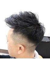 グルーミングヘアー イッサ(Grooming Hair ISSA)緩パン(緩めパンチパーマ)