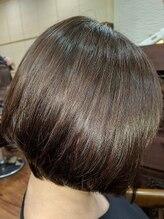 クリップ オン ヘア(CLIP on hair)