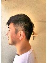 ヘアーメイク アフィーノ(hair make affino)ショートアシンメトリーstyle