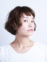 サラビューティーサイト 志免店(SARA Beauty Sight)フレンチレトロなショートボブ