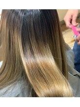プリンプ トータルビューティ(PRIMP.total beauty)ツヤ髪