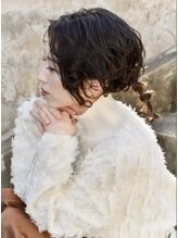 リュイ(Lui)【Lui】ウルフカットのヘアアレンジ