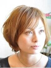 ヘアーデザイン オルオル(Hair Design OLU OLU)やわらかい動きが人気のボブ