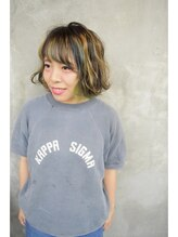 フリー ヘアー アトリエ(FREE HAIR ATELIER)【FREE】★☆★3色ムラムラカラー★☆★