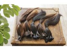 ヘア デザイン スタイリー(Hair Design stylee)の雰囲気(ヘアドネーション賛同店です。詳細はHPへ www.stylee.jp)