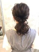 エスト(est)簡単hair arrange