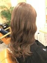 ロア ヘアーコーディネイト 烏丸店(LoRE hair coordinate)アッシュベージュ