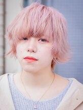 ヘアーサロン ルクス(Hair salon Lux)Lux★ハヤサカユウ Lightning Pink