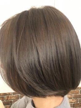 フロー 東中野(Flow)の写真/お悩みを是非お聞かせ下さい!頭皮に優しいこだわりのダメージレス施術で、艶と潤いのある美髪へ導きます。