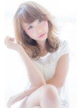 フリンジヘアーサロン(Fringe Hair Salon)ふわハネセミディ☆