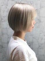 《Lian by Allure》YOSHI ホワイトミルクティーカラー