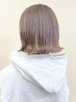 ルッツ(Lutz. hair design)ヌーディベージュ
