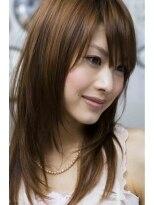 LAUREN☆シャイニーシャギーストレート♪tel0112328045