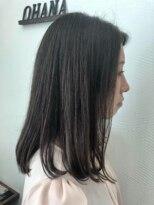 オハナヘアー(ohana hair)秋カラー