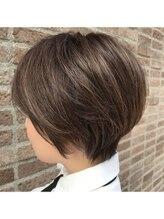 バーシャミ ヘアーアンドスパ(Baciami Hair&Spa)くびれショート【ハイライトしたい方】【大人っぽく見せたい方】