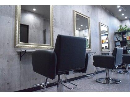 サロン デ レヴィ(salon des revie)の写真