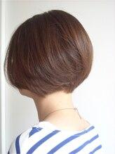 レユニオン(reunion hair)[reunion hair]前下がりグラデーションボブ