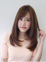 アフロートジャパン(AFLOAT JAPAN)ツヤツヤ透明感ストレートヘア
