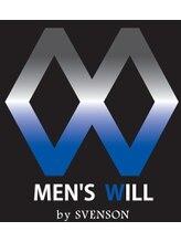 メンズウィル バイ スヴェンソン 新潟スタジオ(MEN'S WILL by SVENSON)SVENSON SVENSON