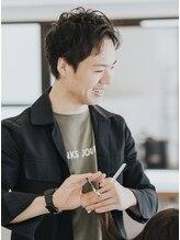 スタイリスト《木戸浦 司》ショートヘアのお客様に沢山いらしていただいてます。