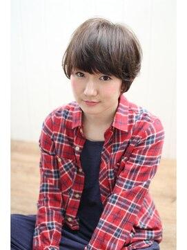 ウィッシュ ヘアー(Wish Hair)【Wish Hair】フレンチシック無造作ショート