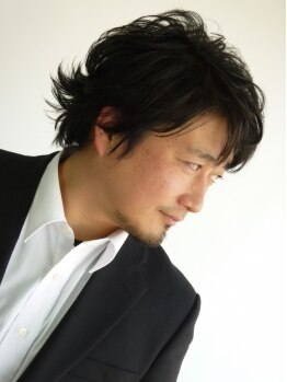 メンズヘア ササキ(sasaki)の写真/新宿の隠れ家風サロン!ONもOFFもきまる、つくりこみすぎない好感度UPのスタイルに。火曜は22時まで営業★