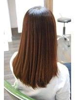 ヘアドクター ディービー 渋谷店(HAIR DOCTOR DB)クセとカラーによる乾燥でお悩みの方 《ヘアドクターDB》