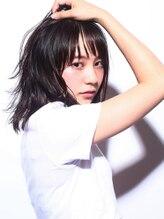 モードケイズ アミュー 厚木店(MODE K's amyu)【MODEK's厚木】ツヤ感デジタルパーマ×イルミナカラー暗髪風