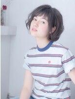 インシ(h&m insi)【insi松永】大人可愛いbaby耳かけショート