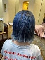 ジェイポイント ヘア クリニカ(J:POINT Hair CLINICA)ブリーチカラー
